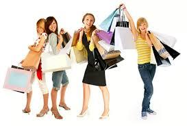 Путешествие с шопингом
