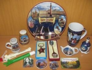 Сувениры из путешествия