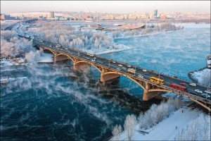 Особенности путешествия в Красноярск