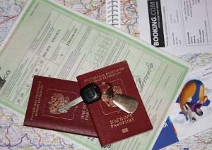 Документы для поездки в Европу на машине
